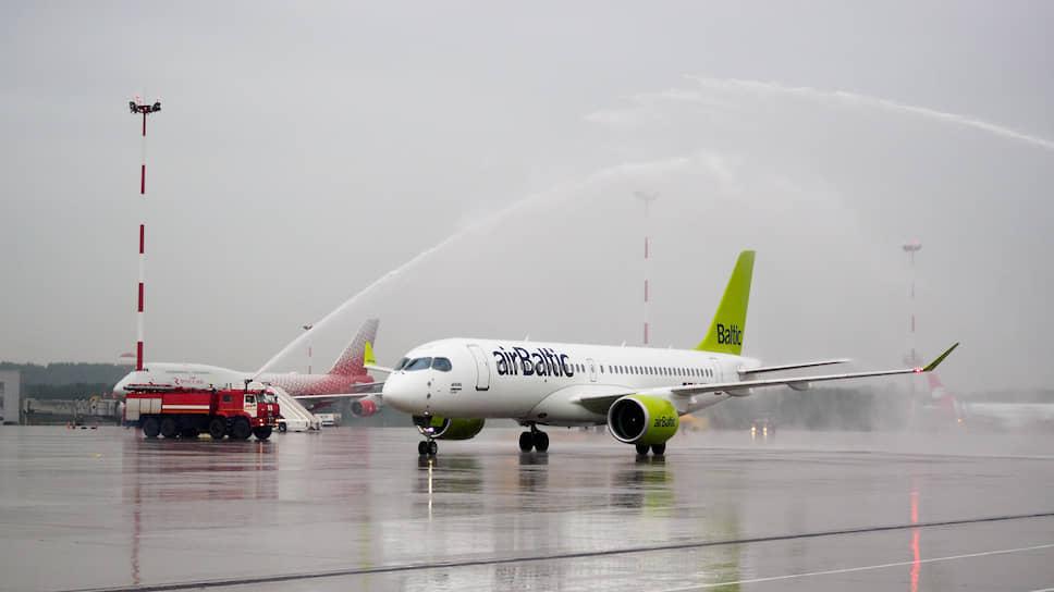 Авиакомпания AirBaltic начнет летать из Екатеринбурга в Ригу с 1 апреля