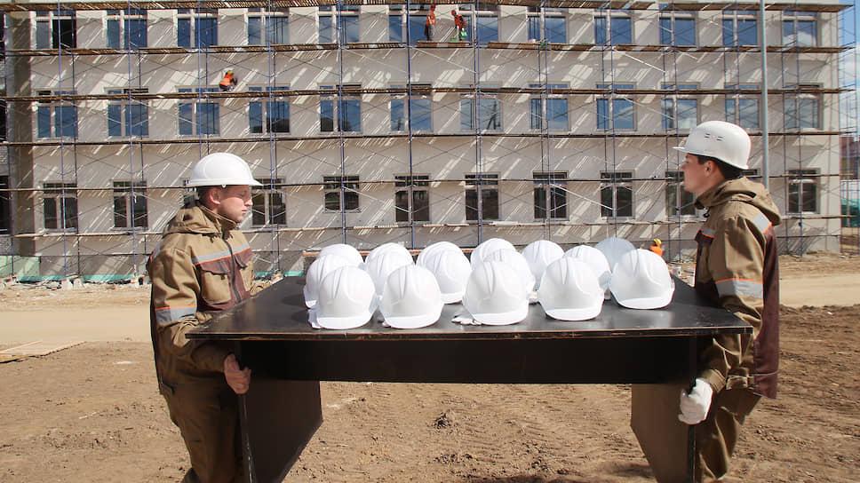 Застройщиков вызывают в школы / Свердловские власти обеспокоены отсутствием заявок на строительство соцобъектов