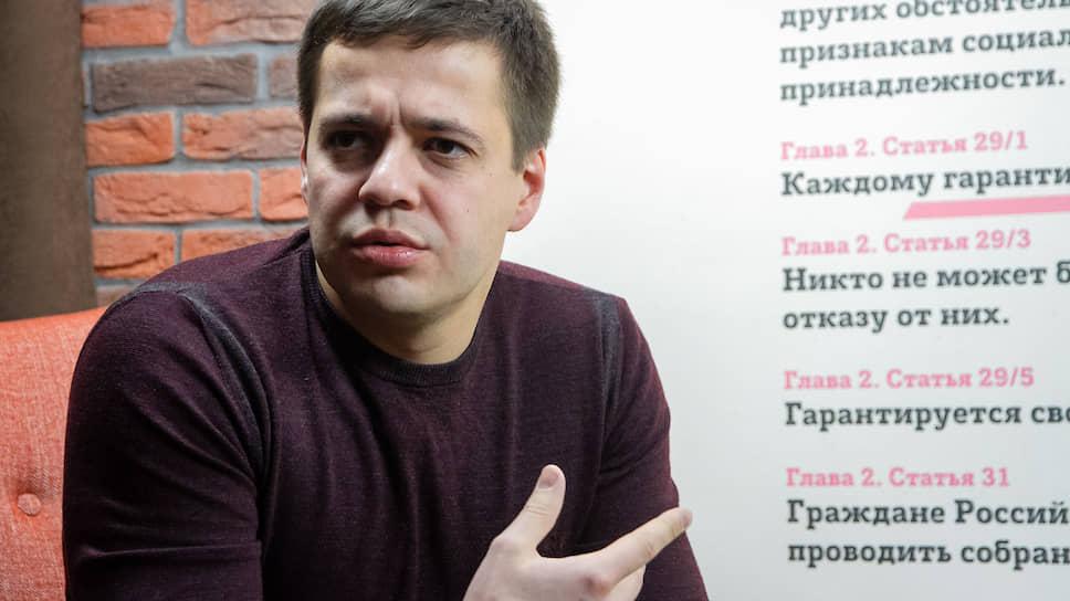 Экс-глава департамента рекламы МУГИСО Игорь Разунин во время процесса не признавал свою вину