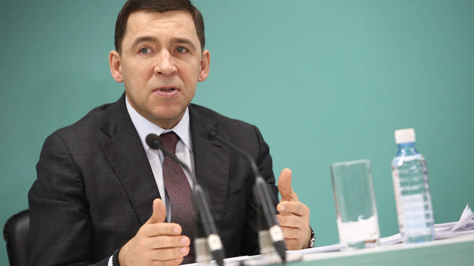 Свердловский губернатор Евгений Куйвашев пообещал в середине недели рассмотреть возможность ослабления режима повышенной готовности досрочно