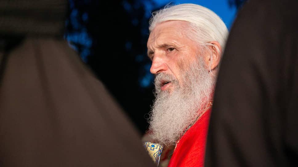 Отца Сергия наказали за возбуждение ненависти / Схимонаха оштрафовали на 18 тыс. рублей
