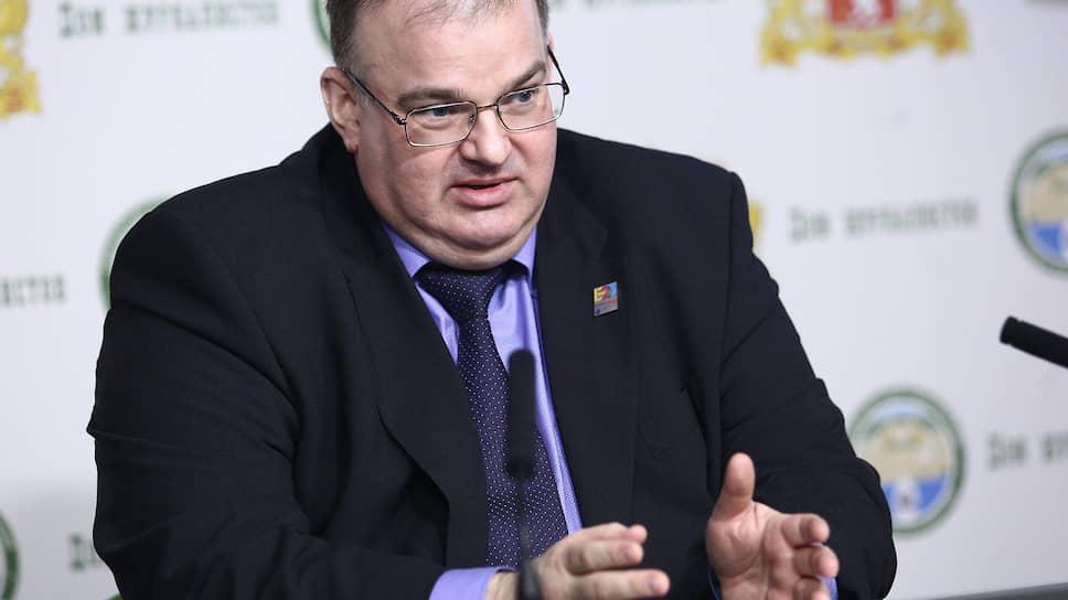 В минздрав вызвали хирурга / В Свердловской области меняют главу ведомства