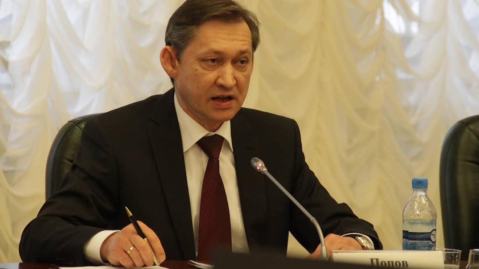 В действиях Дмитрия Попова на посту мэра Сургута суд никаких нарушений не нашел