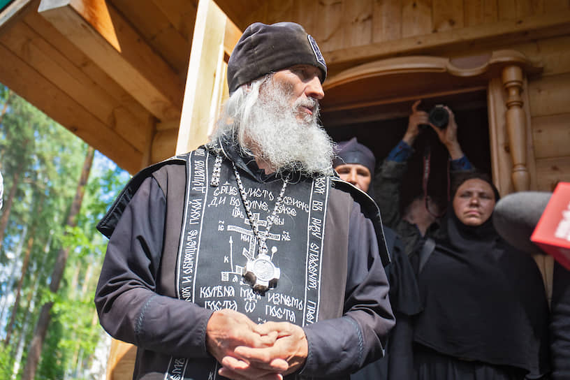 Отец Сергий проигнорировал все заседания церковного суда