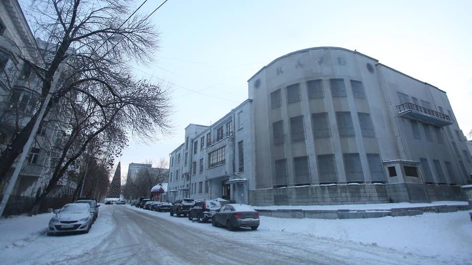В здании свердловского рок-клуба разместится православная художественная самодеятельность