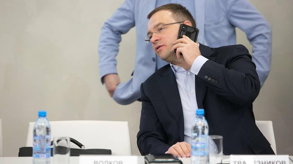 Глава Гильдии строителей Урала Вячеслав Трапезников рассчитывает на помощь губернатора в разрешении конфликта с мэрией