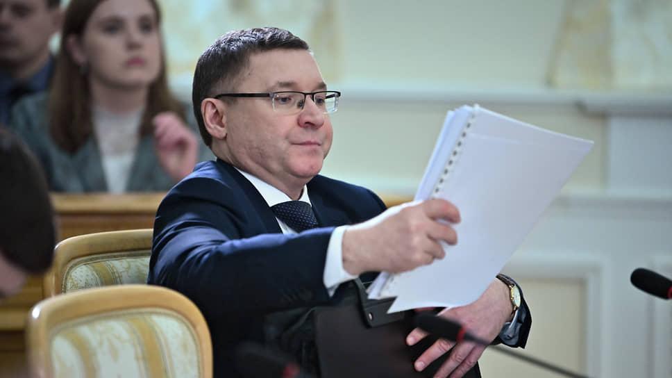 Полпред вышел из строя / Новым представителем президента в УрФО назначен Владимир Якушев