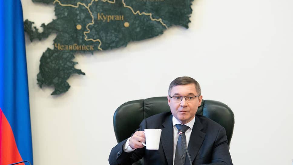 «Буду опираться на командный дух» / Владимир Якушев провел первую пресс-конференцию в должности полпреда
