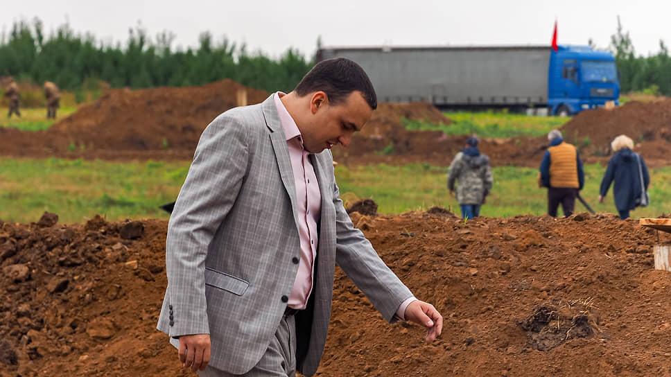 Дмитрий Ионин расставил приоритеты и отказался от выборов по одномандатному округу