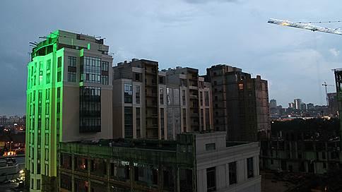 Продажи жилья в Екатеринбурге выросли в два раза