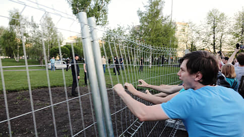 В деле о сносе забора во время протестов в Екатеринбурге появился первый подозреваемый