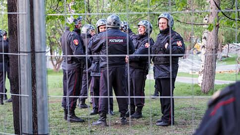 Один из активистов подтвердил информацию об обысках по делу о беспорядках всквере