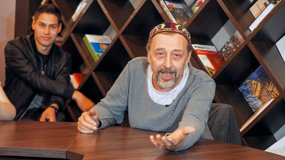 Драматург Николай Коляда считает важным поддерживать молодых авторов