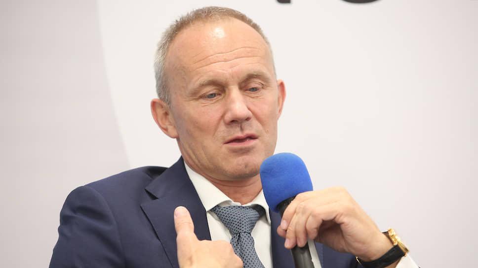 Заместитель губернатора Свердловской области Олег Чемезов