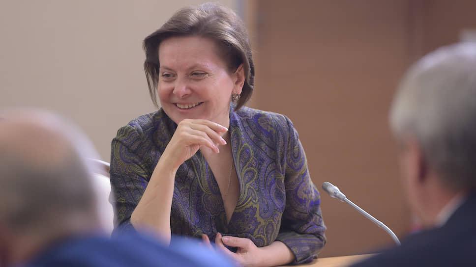 Губернатор ХМАО Наталья Комарова попросила чиновников не материться в соцсетях