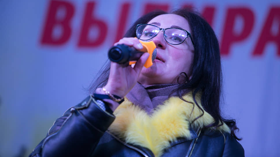 Депутат городской думы Асбеста Наталья Крылова