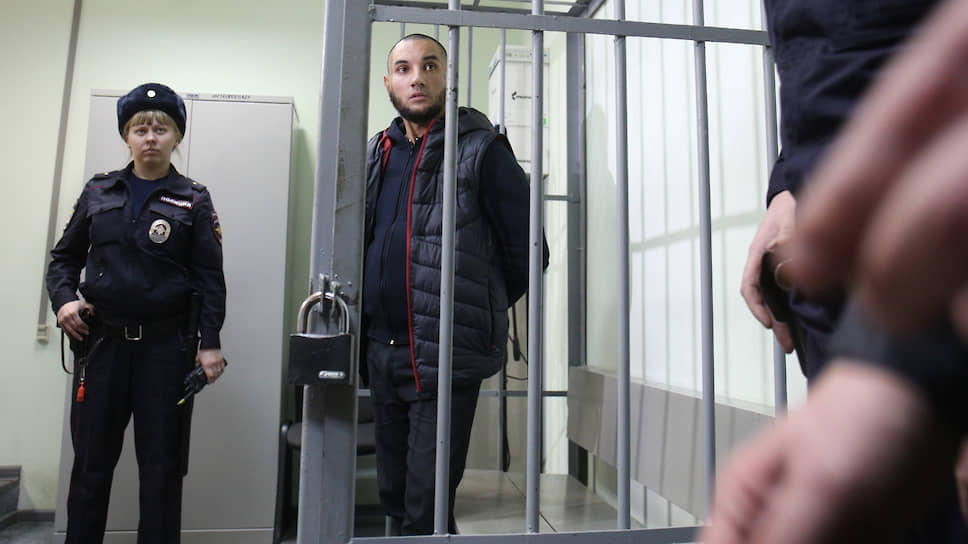 Обвиняемый Михаил Федорович