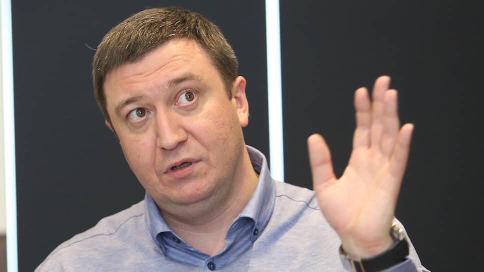 Генеральный директор АО «Синара-Девелопмент» Тимур Уфимцев