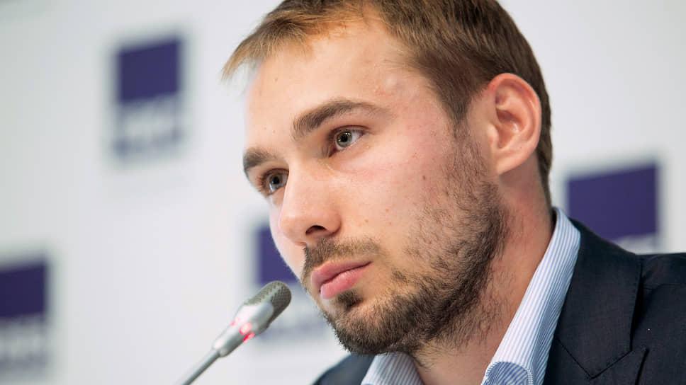 Депутат Госдумы Антон Шипулин