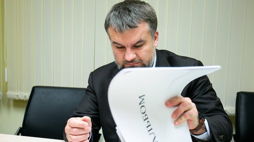 Заместитель главы администрации Екатеринбурга Алексей Бирюлин