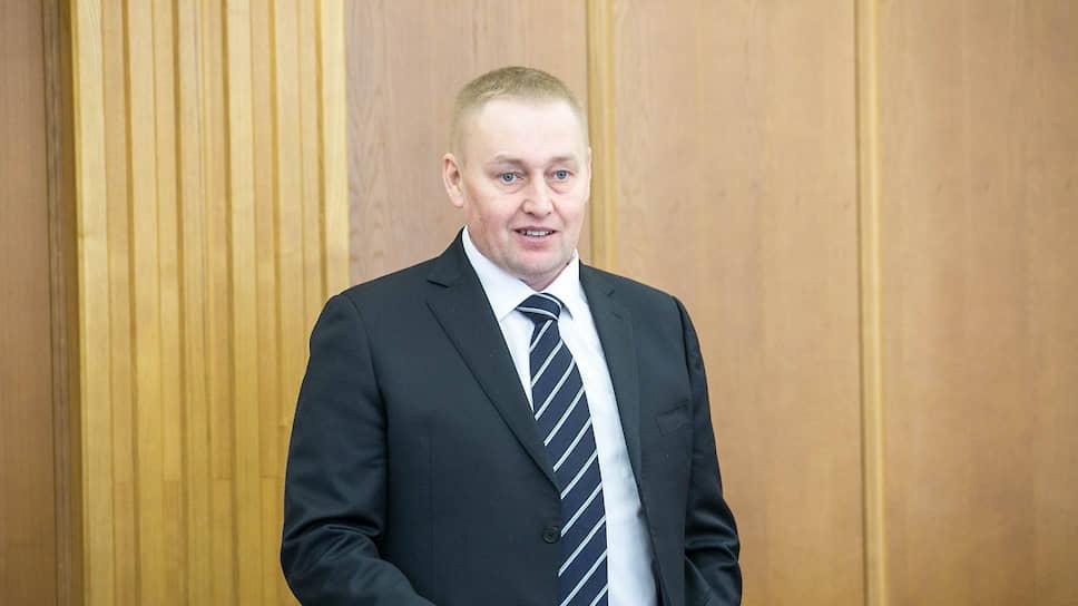Депутат Госдумы Андрей Альшевских