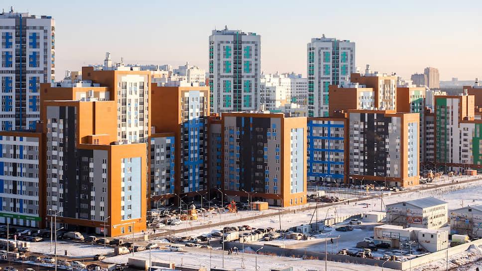 Академический район в Екатеринбурге