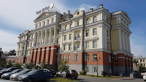 Здание головного офиса банка «Нейва» в Екатеринбурге выставили на продажу
