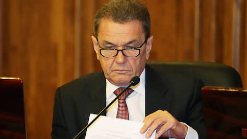 «Интерфакс»: замгенпрокурора в УрФО Юрий Гулягин подал рапорт об увольнении