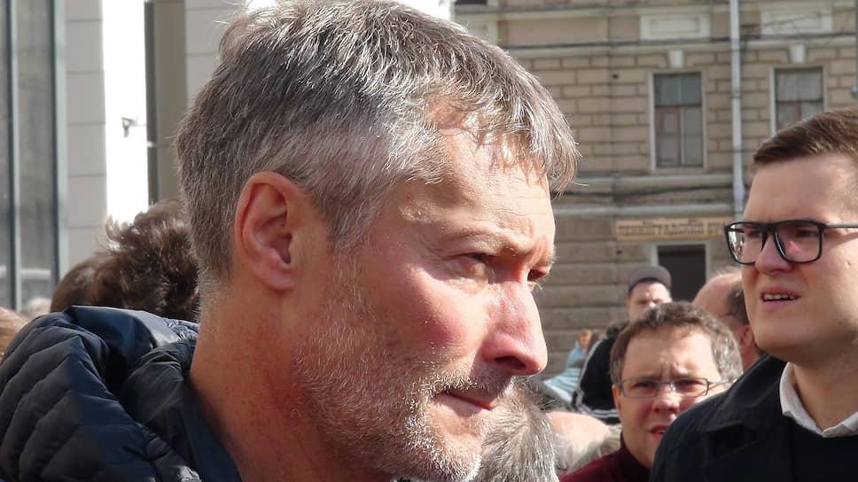 Бывший мэр Екатеринбурга Евгений Ройзман