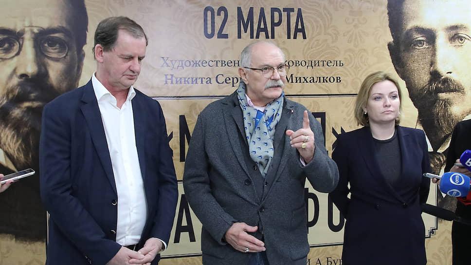 Владелец «Сима-ленда» проспонсирует проект Никиты Михалкова на Урале –  Коммерсантъ Екатеринбург