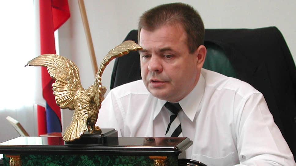 Бывший свердловский бизнесмен Николай Кретов