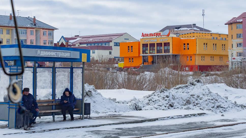 Виды Салехарда (Ямало-Ненецкий автономный округ)