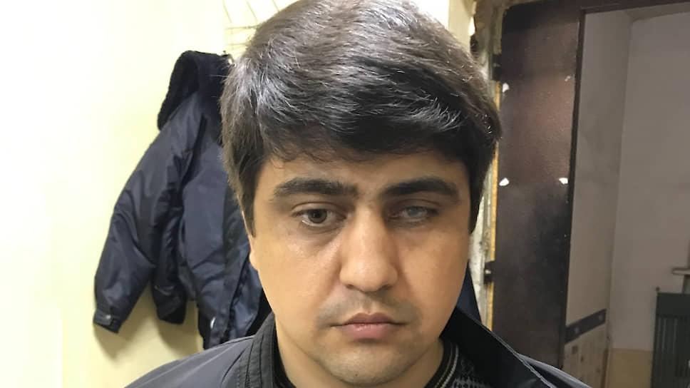 Обвиняемый в изнасиловании в Екатеринбурге