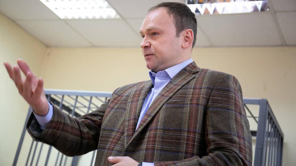 В Екатеринбурге политолог Фёдор Крашенинников арестован за неуважение к власти