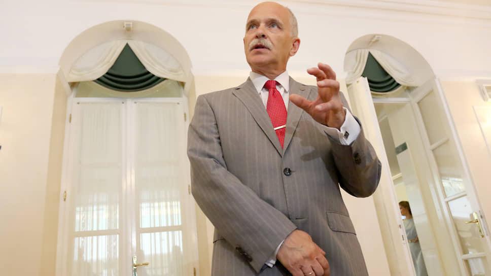 Президент Уральской торгово-промышленной палаты Андрей Беседин