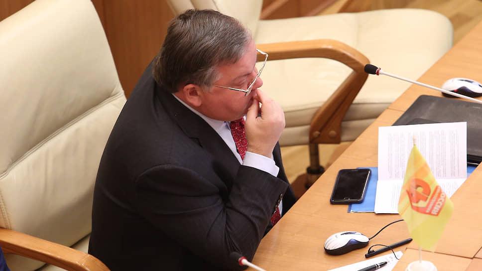 Депутат Виктор Маслаков