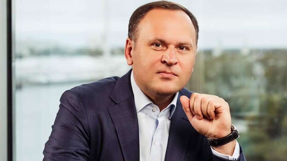Управляющий Свердловским отделением Сбербанка Владислав Шиленко