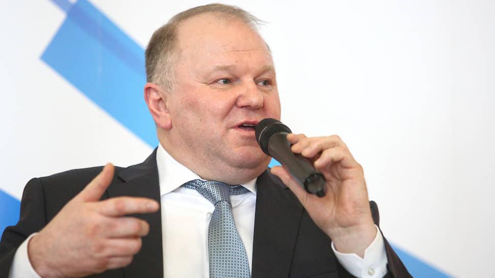 Николай Цуканов задекларировал 11,2 млн рублей официального дохода