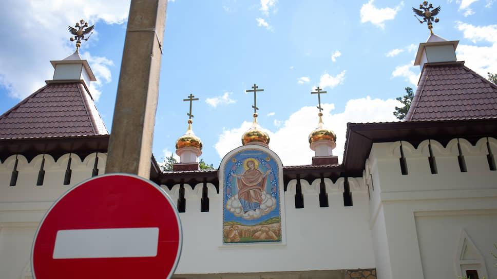 Среднеуральский женский монастырь