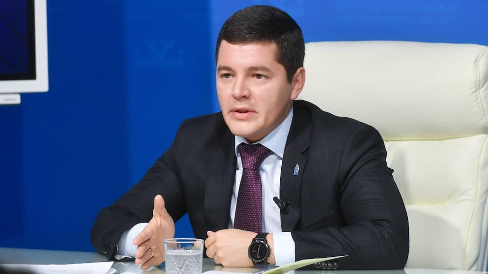 Губернатор Ямала Дмитрий Артюхов