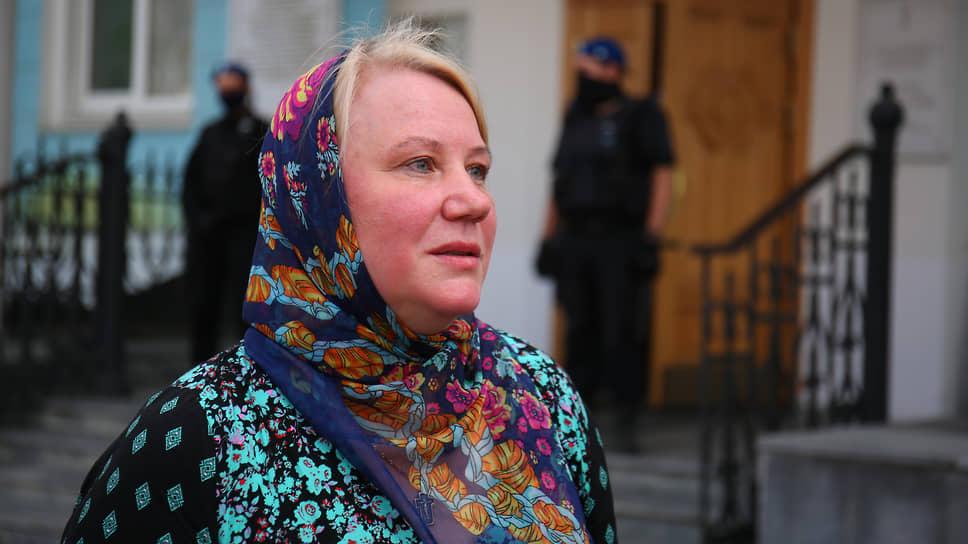 Директор музея святости, исповедничества и подвижничества на Урале Оксана Иванова