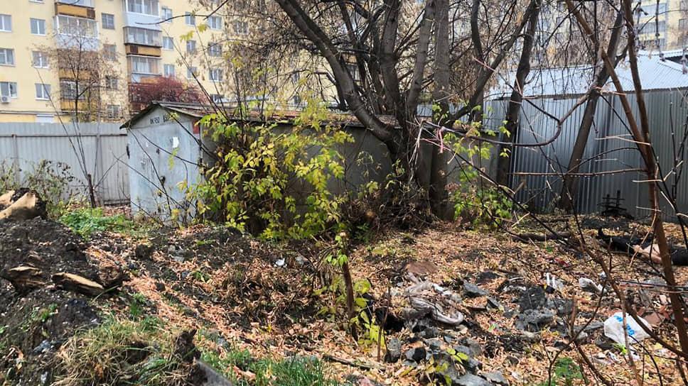Место убийства летчика из Якутии Руслана Валеева
