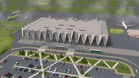 Строительство нового терминала в аэропорту Нового Уренгоя завершат в 2022 году