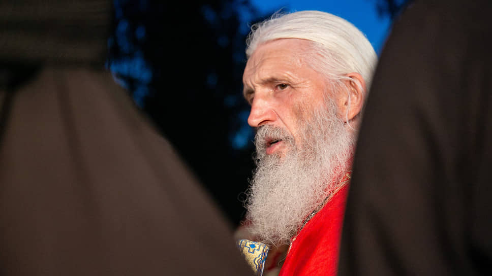 Бывший схимонах Сергий