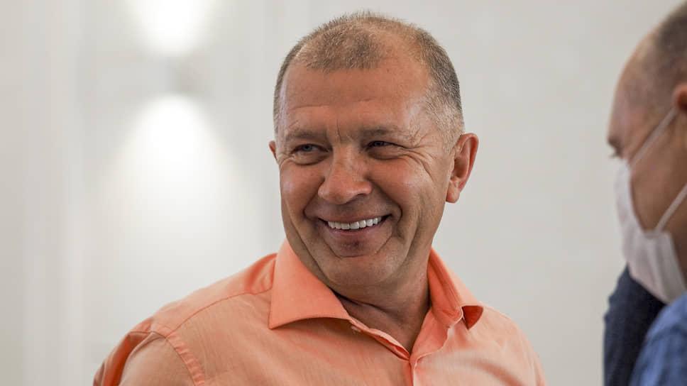 Президент футбольного клуба «Урал» Григорий Иванов