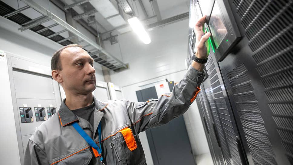 Центр обработки данных (ЦОД) «Ростелекома»