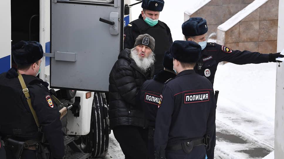 Экс-схиигумен Сергий (Николай Романов)