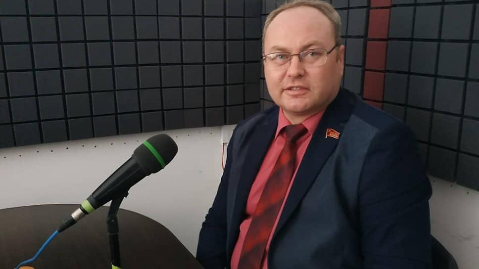 Депутат Тюменской облдумы от КПРФ Юрий Юхневич