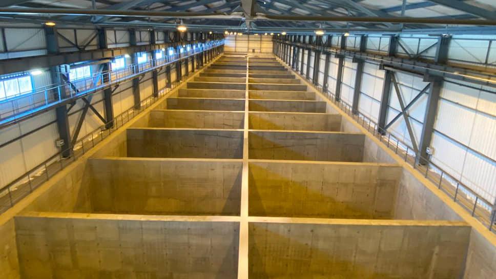Хранилище радиоактивных отходов в Новоуральске