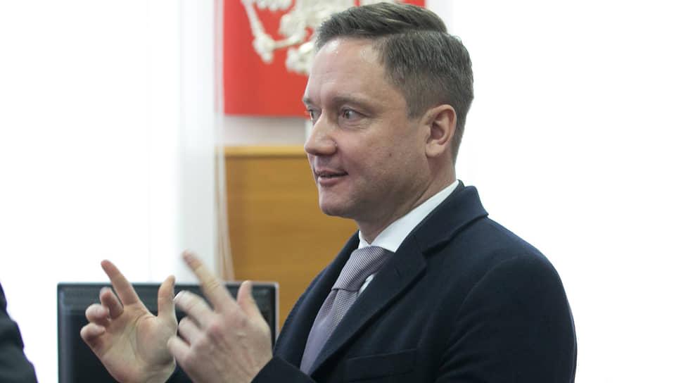 Бизнесмен Сергей Капчук